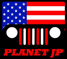 Load image into Gallery viewer, Planet JP American Flag Logo #2