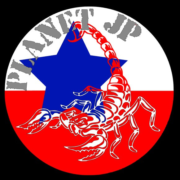 Planet JP Scorpion Logo