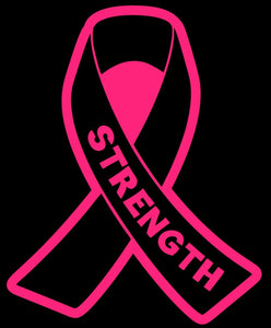 Strength Ribbon