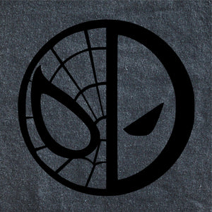 SPIDERMAN/DEADPOOL CIRCLE LOGO