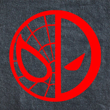 Load image into Gallery viewer, SPIDERMAN/DEADPOOL CIRCLE LOGO