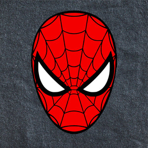Spiderman's Face