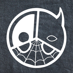 SPIDERMAN/DEADPOOL/DAREDEVIL CIRCLE LOGO