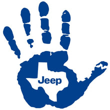Load image into Gallery viewer, Texas Jeep Wave Style #1