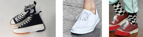 Canvas Sneakers - Trends 2019