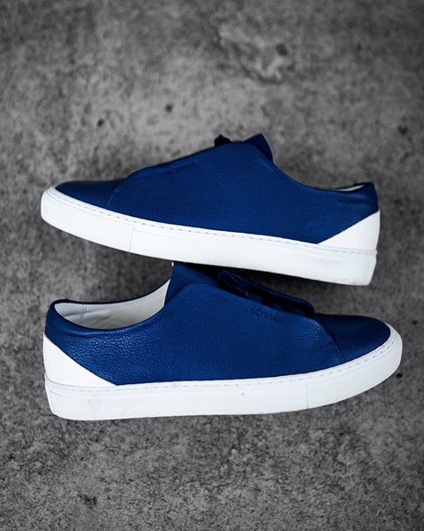 Minimal DiVERGE sneakers in blue