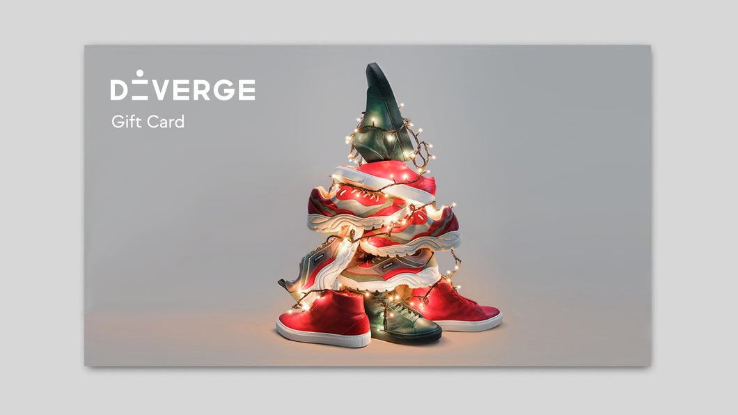 DiVERGE Gift Card