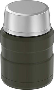 Thermos Food Jar with Folding Spoon