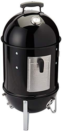 Weber 711001 Smokey Mountain Cooker 14-Inch Charcoal Smoker