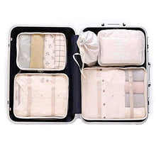 Load image into Gallery viewer, 6 pcs Luggage Packing Organizers
