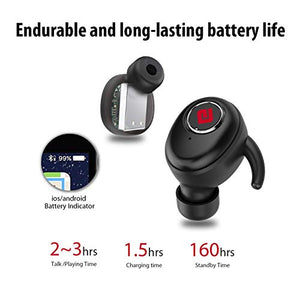 Wireless Earbuds - 84% off