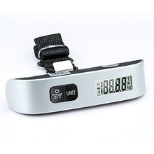 Load image into Gallery viewer, DIGITAL HANGING LUGGAGE SCALE