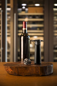 The Original Vacu Vin Wine Saver with 2 Vacuum Stoppers
