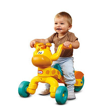 Load image into Gallery viewer, Little Tikes Go and Grow Lil' Rollin' Giraffe Ride-on.