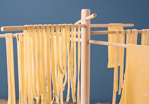 Bellemain Large Wood Pasta Drying Rack