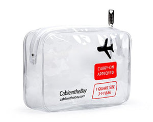 TSA Approved Toiletry Bag