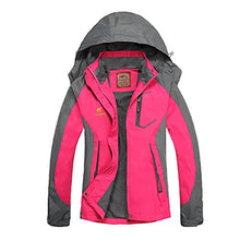 Load image into Gallery viewer, Rain Jacket for Women