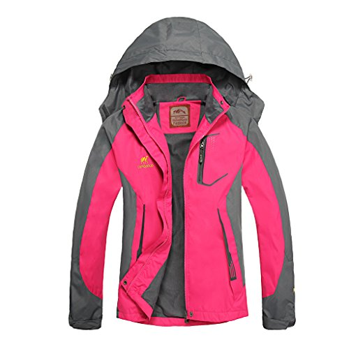 Rain Jacket for Women