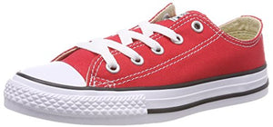 Red Converse for Kids'
