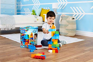 Mega Blocks 80-Piece Big Building Bag