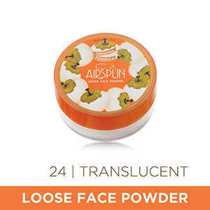 Coty Airspun Loose Face Powder 2.3 oz. Translucent Tone