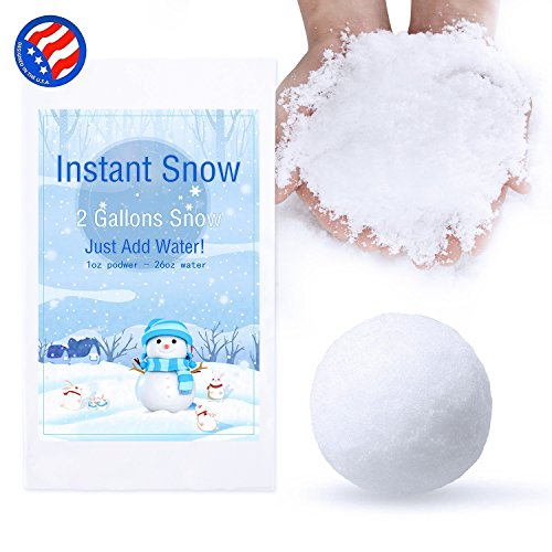 Fake Instant Snow Powder
