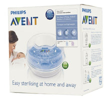Load image into Gallery viewer, Philips AVENT Microwave Steam Sterilizer