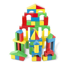 Load image into Gallery viewer, Melissa & Doug Wooden Building Blocks Sets