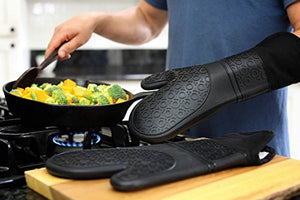 Professional Silicone Oven Mitt
