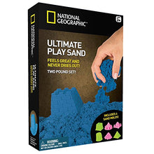 Load image into Gallery viewer, National Geographic Play Sand - A Kinetic Sensory Activity