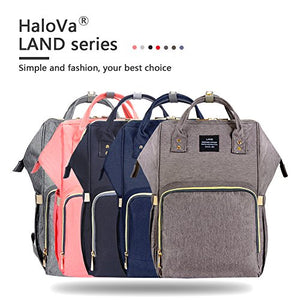 HaloVa Waterproof Diaper Bag