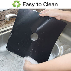 Reusable Stove Burner Covers
