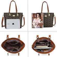 Load image into Gallery viewer, Women Shoulder Handbag | 6 Piece Set Bag
