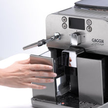 Load image into Gallery viewer, Gaggia Brera Espresso Machine in Black