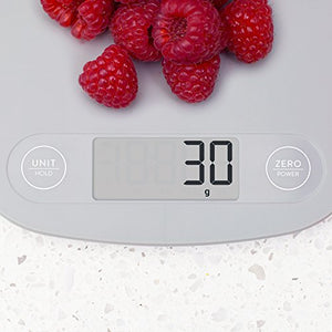 Digital Scale+Extra Battery Incl.