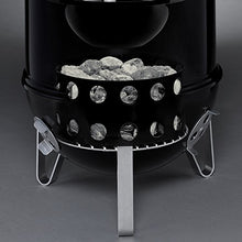 Load image into Gallery viewer, Weber 711001 Smokey Mountain Cooker 14-Inch Charcoal Smoker