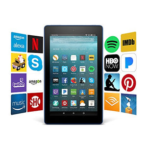 "Fire 7 Tablet with Alexa, 7"" Display, 8 GB"