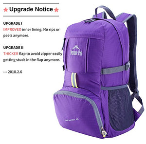 Lightweight Packable Durable Travel Hiking