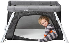 Load image into Gallery viewer, Lotus Travel Crib and Portable Baby Playard