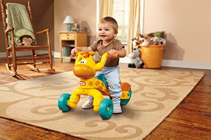 Little Tikes Go and Grow Lil' Rollin' Giraffe Ride-on.