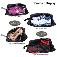 Load image into Gallery viewer, Travel Shoe Bags (x2) Waterproof.