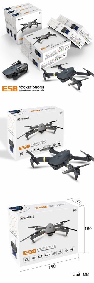Eachine E58 WIFI Drone