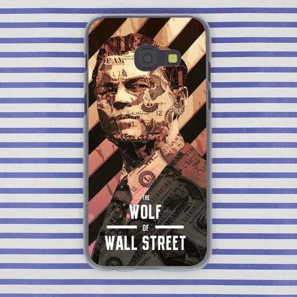 doxnation:Fundas para telefonos Samsung (El lobo de Wall Street)☄️,5 / for A6 Plus 2018