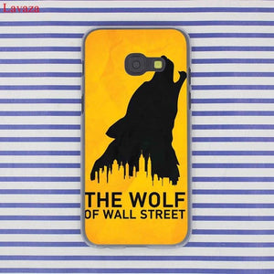 doxnation:Fundas para telefonos Samsung (El lobo de Wall Street)☄️,6 / for A6 Plus 2018