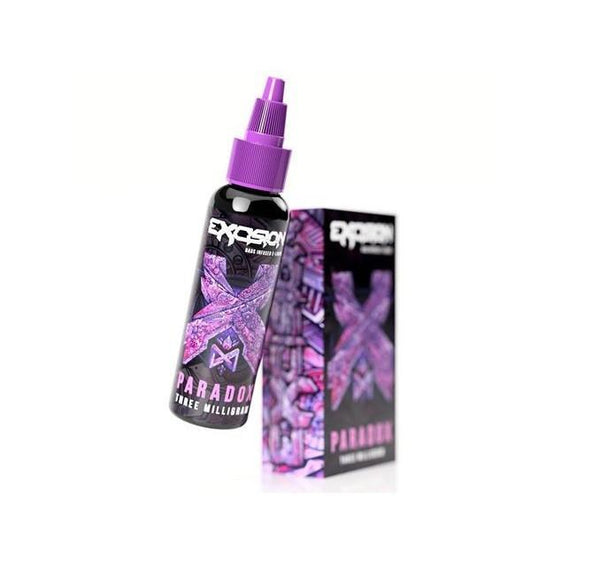 Alt Zero and Excision Paradox 60ml Vape Juice