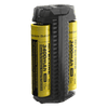 Nitecore F2 Dual Slot Battery Charger - FireVapor