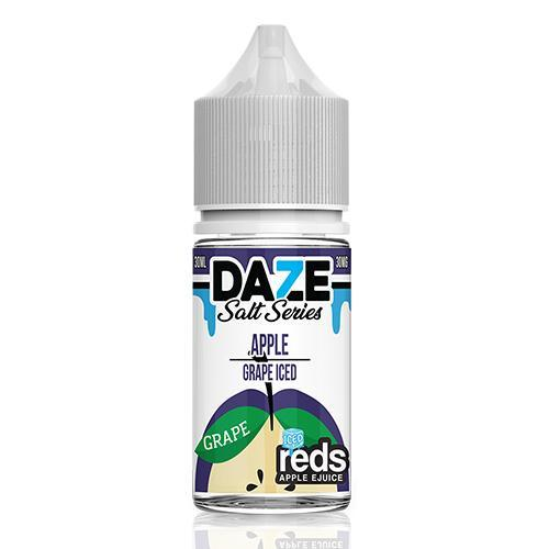 Reds Salts Grape ICED 30ml Nic Salt Vape Juice
