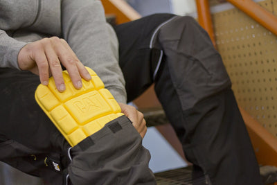Save your knees! Getting knee pad protection right