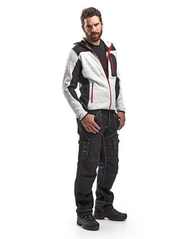 An image of the Blaklader 4930 Knitted Jacket