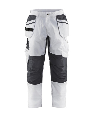An image of the Blaklader Painters Stretch Trousers 1096